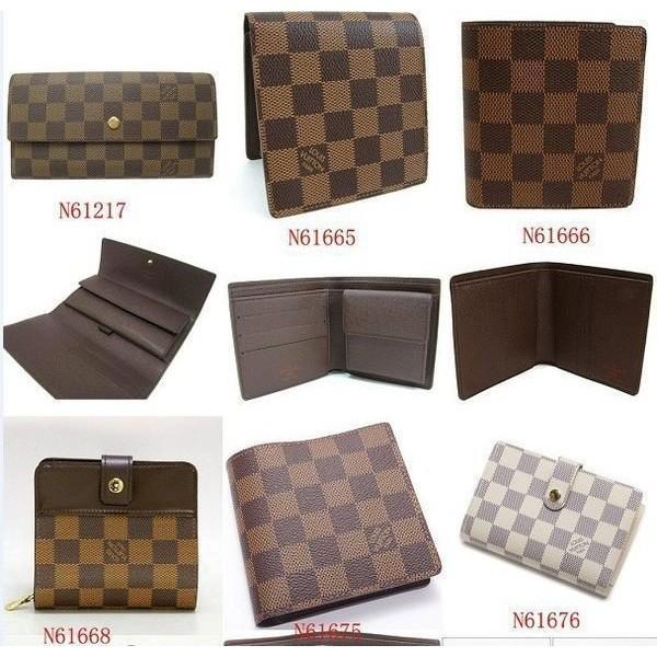 高 LV 皮夾 風潮GUCCI 皮夾Louis Vuitton 格子錢包LV 包包包CHA