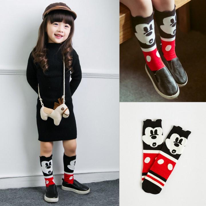 韓國 米奇 中筒襪襪子❤️❤️Moira shop ❤️❤️