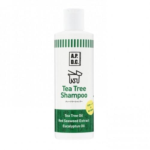 A P D C 茶樹精油保濕洗毛精護髮乳250ML 沐浴乳潤絲護毛素潤毛清潔美容驅蟲