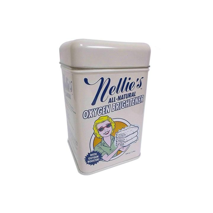 ~Nellies ~天然活氧去汙亮白洗衣劑錫桶裝900g 罐