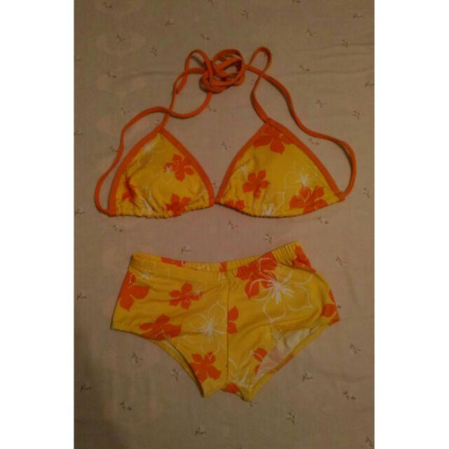 夏威夷比基尼泳裝泳衣