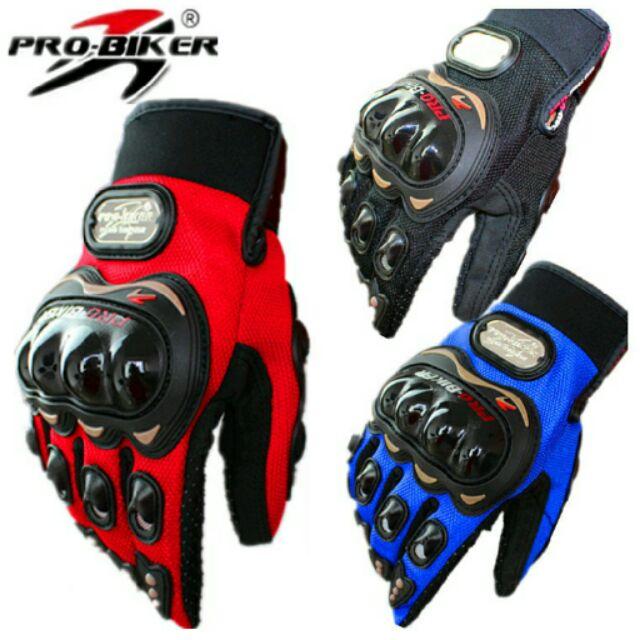 防曬手套Pro biker 防摔手套機車手套重機手套透氣手套 直送防曬手套輕手套透氣涼快防