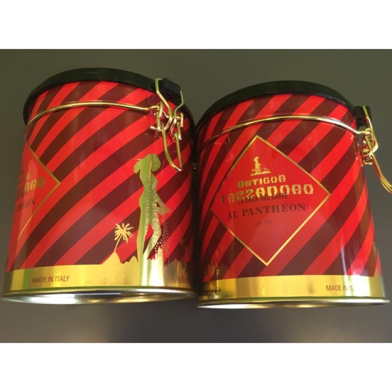 義大利金杯咖啡 儲豆罐