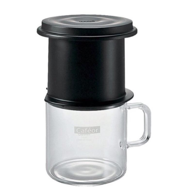 HARIO 錐形免濾紙咖啡獨享杯200cc