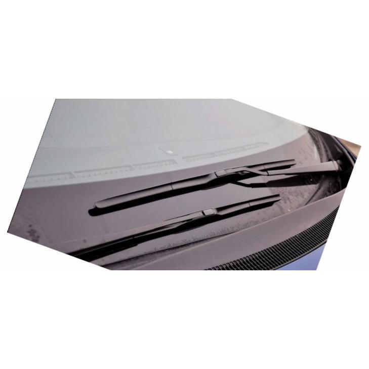 14 吋長度super sentra 鐵氟龍PTFE 塗佈加工本田HONDA 隱藏式有骨雨