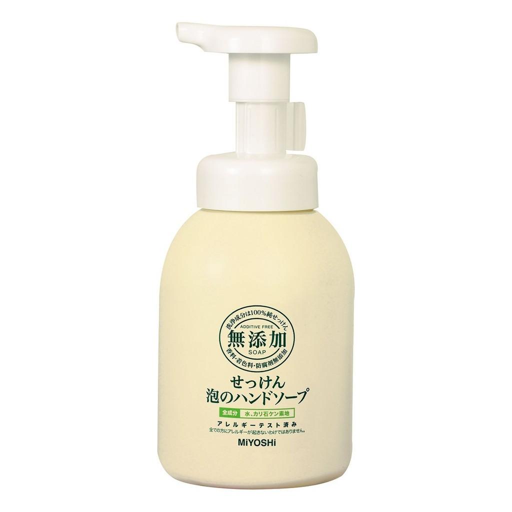 MIYOSHI 無添加泡沫洗手乳