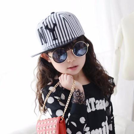 春夏親子款NY 棒球帽親子棒球帽鴨舌帽帽子童帽兒童帽親子帽