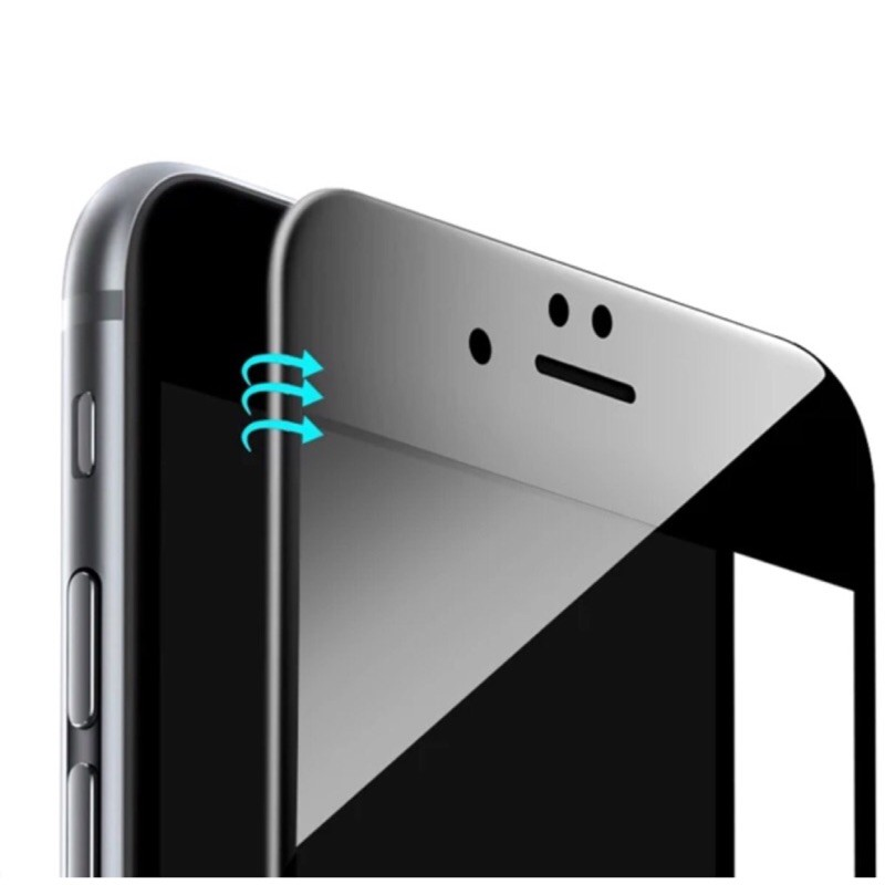~HC3C ~iPhone6 i6s i6splus 美國康寧大猩猩第 玻璃鋼化膜曲面包覆