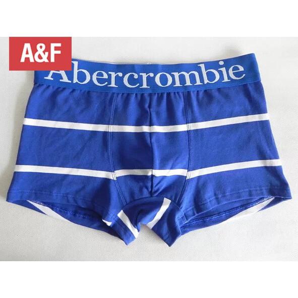 實拍 Abercrombie Fitch 麋鹿hollister 海鷗男生純棉内褲平角內褲