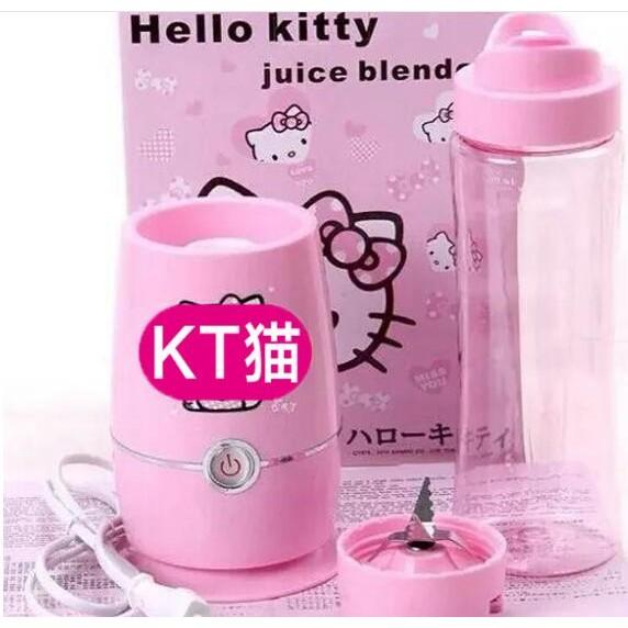果蔬榨汁機kT 貓家用多 小型迷你原汁機電動水果kt 料理機