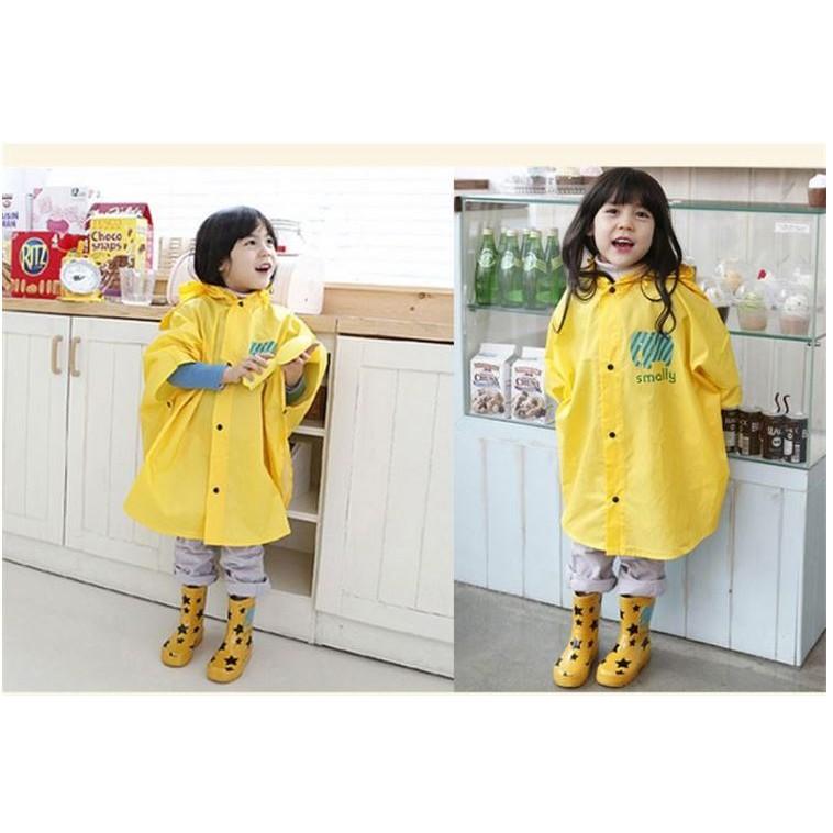 2017 日版牧萌兒童雨衣斗篷式雨衣男女可愛寶寶兒童中大童雨衣小孩女男童雨衣自行車 雨衣小