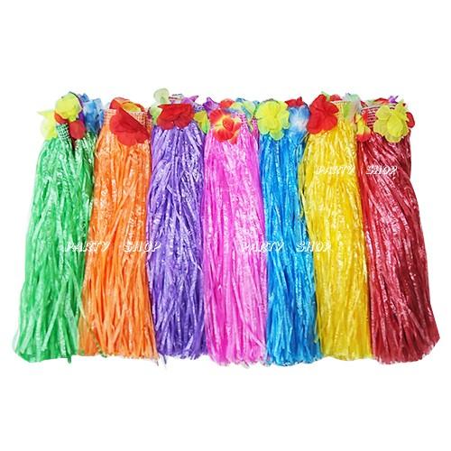 S16 ~派對樂~生日派對舞會用_ 夏威夷草裙Bikini 派對 _40cm 草裙