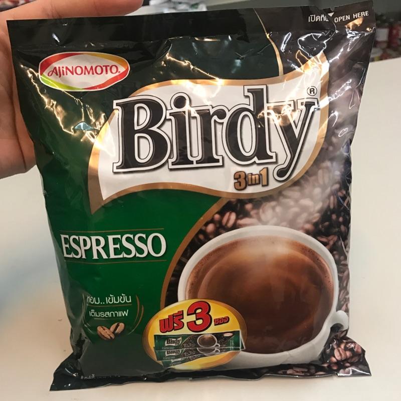 泰國 博蒂3 合1 濃縮咖啡Birdy 3in1 Espresso