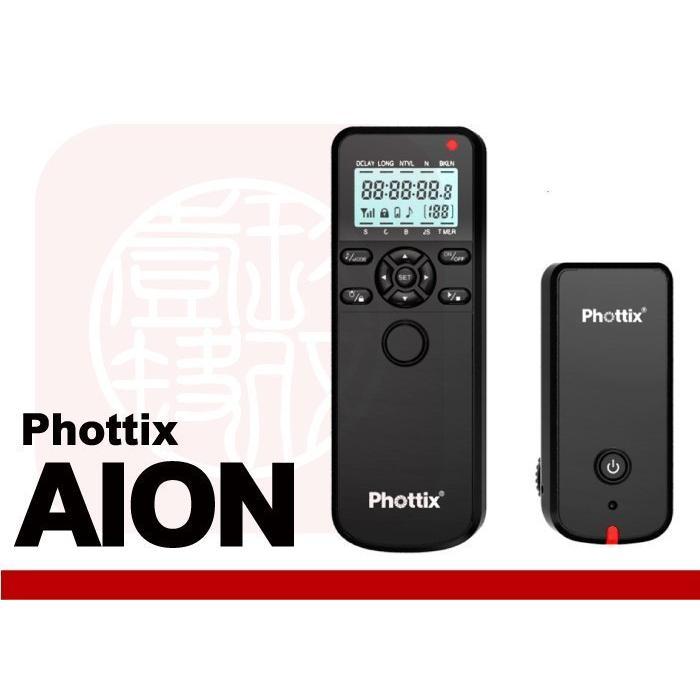 ~壹玖柒伍~Phottix Aion 無線定時遙控器液晶顯示縮時攝影for SONY Ol
