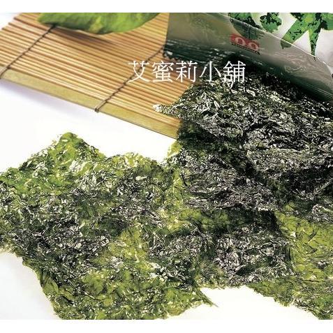 韓國韓宇在來海苔原味韓式泡菜海苔~全素~1 袋12 小盒 泰國海苔捲
