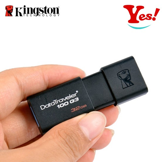 ~Yes ! ~金士頓Kingston DataTraveler DT100G3 16 3
