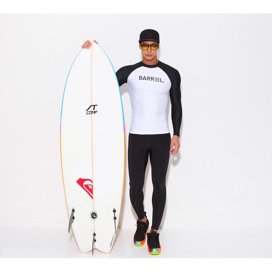 男衝浪服防曬衣潛水服浮潛服萊卡衣 緊身衣MosSivi 水母衣