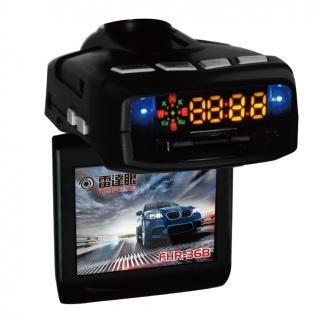 自售 品征服者~雷達眼FHR 368 單機版~GPS 測速器雷達行車記錄器1080P