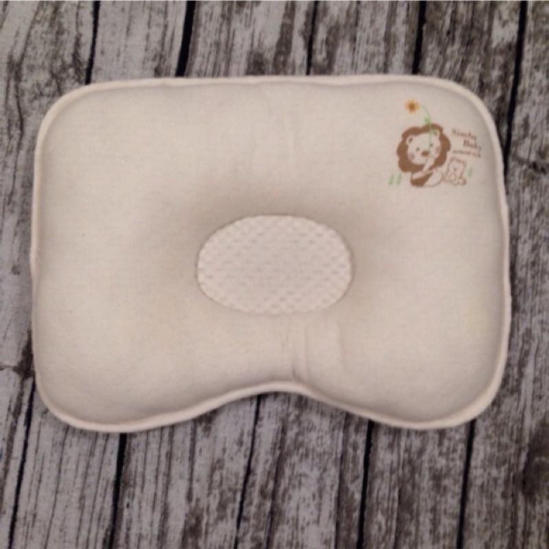 小獅王辛巴有機棉專利透氣枕