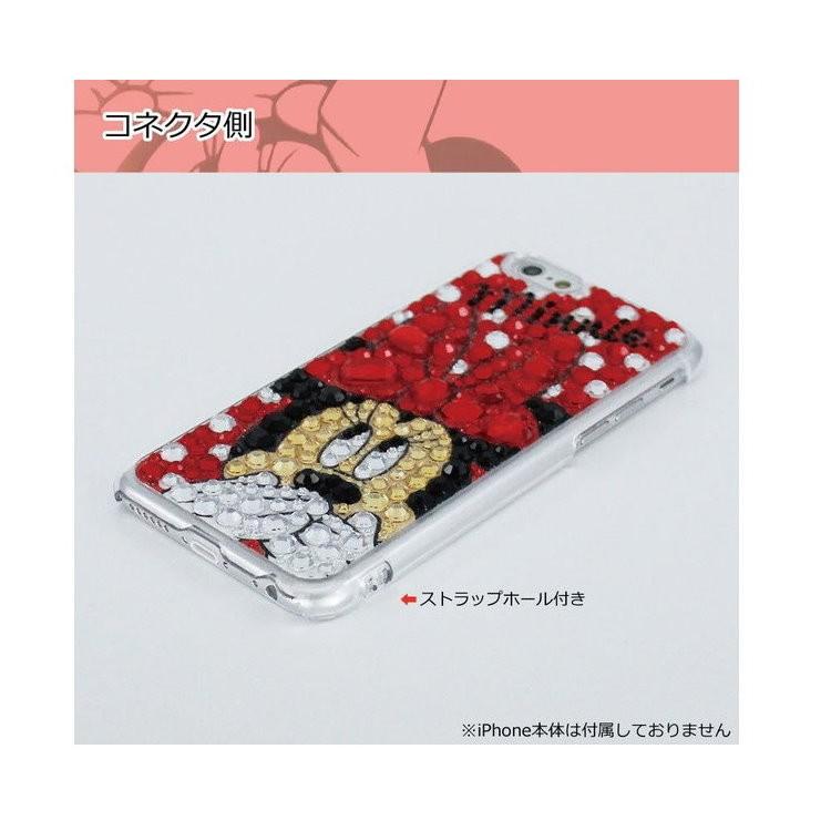 Disney 迪士尼Minnie Mouse 米妮iPhone6 手機殼硬殼紅色寶石紅色水