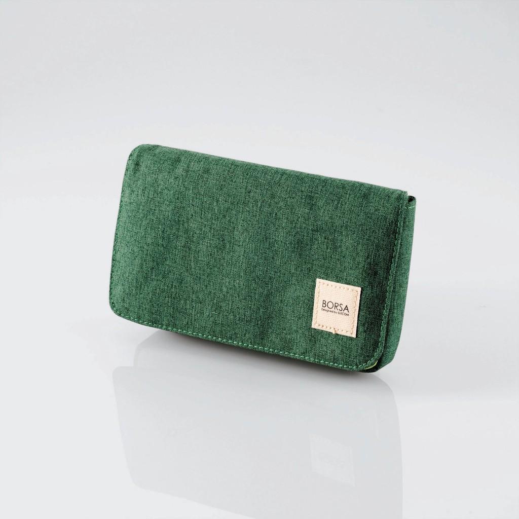 正品 ELECOM BORSA 商務系列BMA GP05 多口袋小巧收納包
