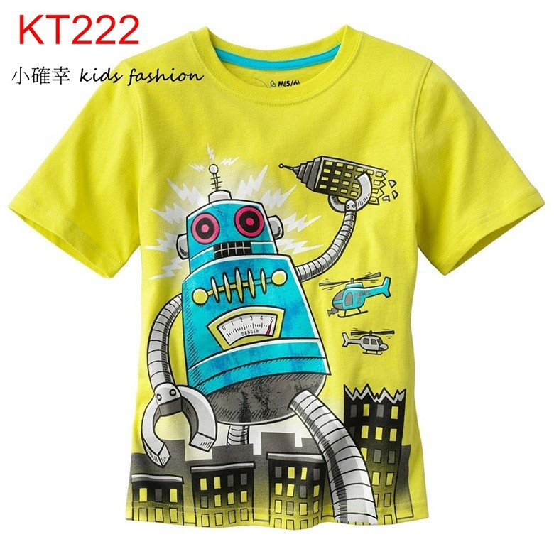 小確幸衣童館KT222 款放電進擊的機器巨人18M