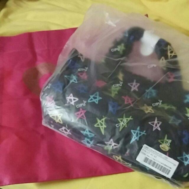cipu 灰芝麻baby ct bag 黑單層包手拿包千鳥藍8 成新mini ct bag