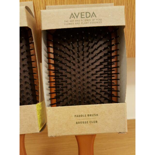 AVEDA 代買木質髮梳