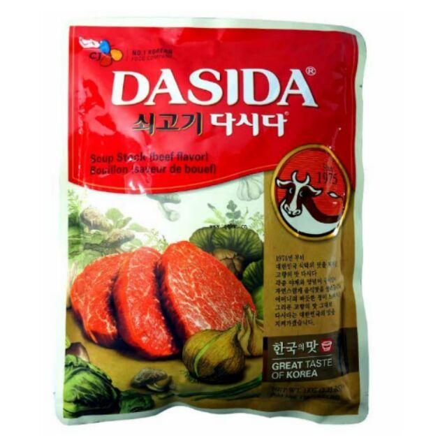 韓國CJ 牛肉粉1kg 大包裝營業用