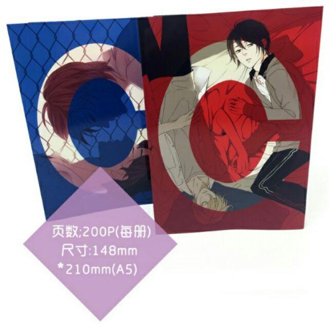 王子嬰circle 本子明信片