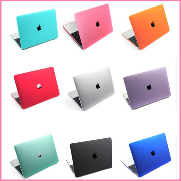 APPLE 蘋果電腦磨砂筆電外殼Macbook Air Pro Retina11 13 1