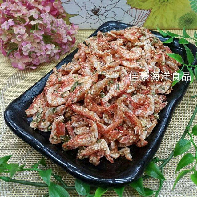 旗津海洋食品蜜汁櫻花蝦150 元240 克瓶裝200 元300 克袋裝
