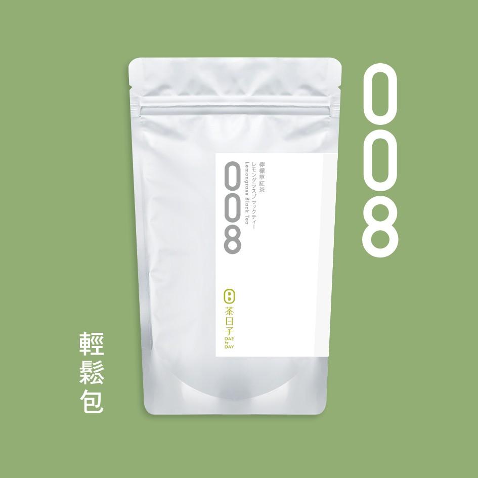 【茶日子】Dae 008 檸檬草紅茶 輕鬆包