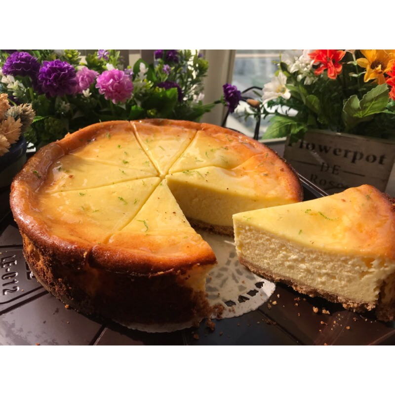頂級高梨乳酪蛋糕7寸