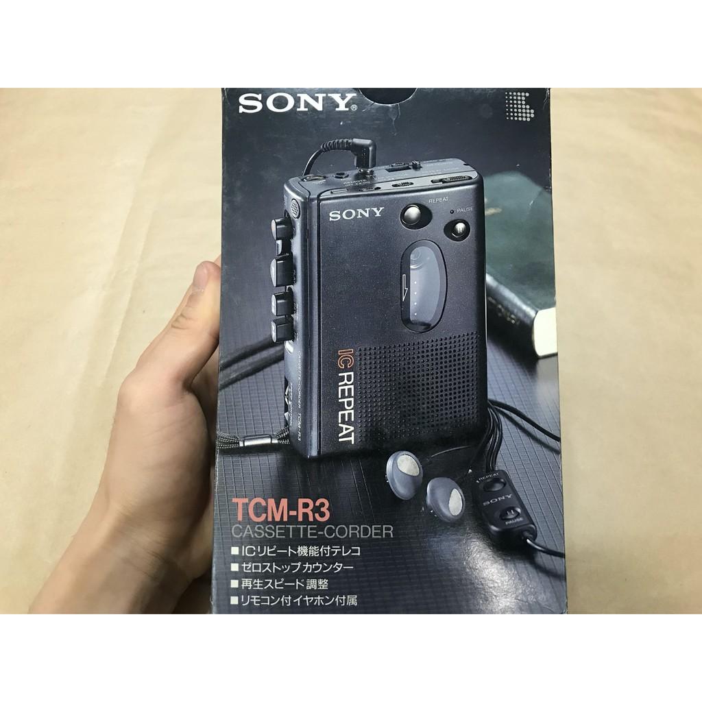 Sony TCM-R3 卡帶隨身聽