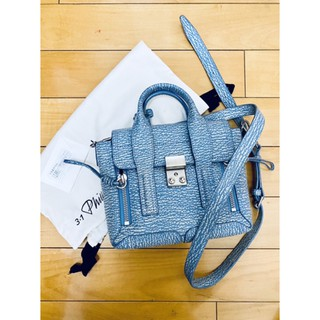 3.1 Phillip Lim Pashli Mini Satchel 二手 臺北市