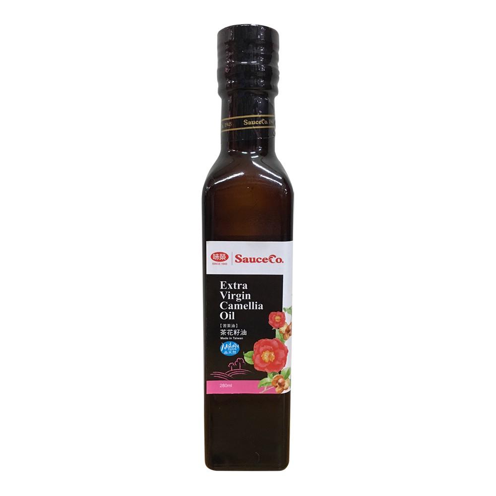 【展康】茶花籽油(苦茶油)280ml