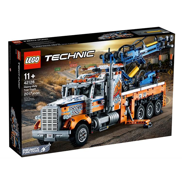 LEGO 42128樂高 Technic系列 重型拖吊車