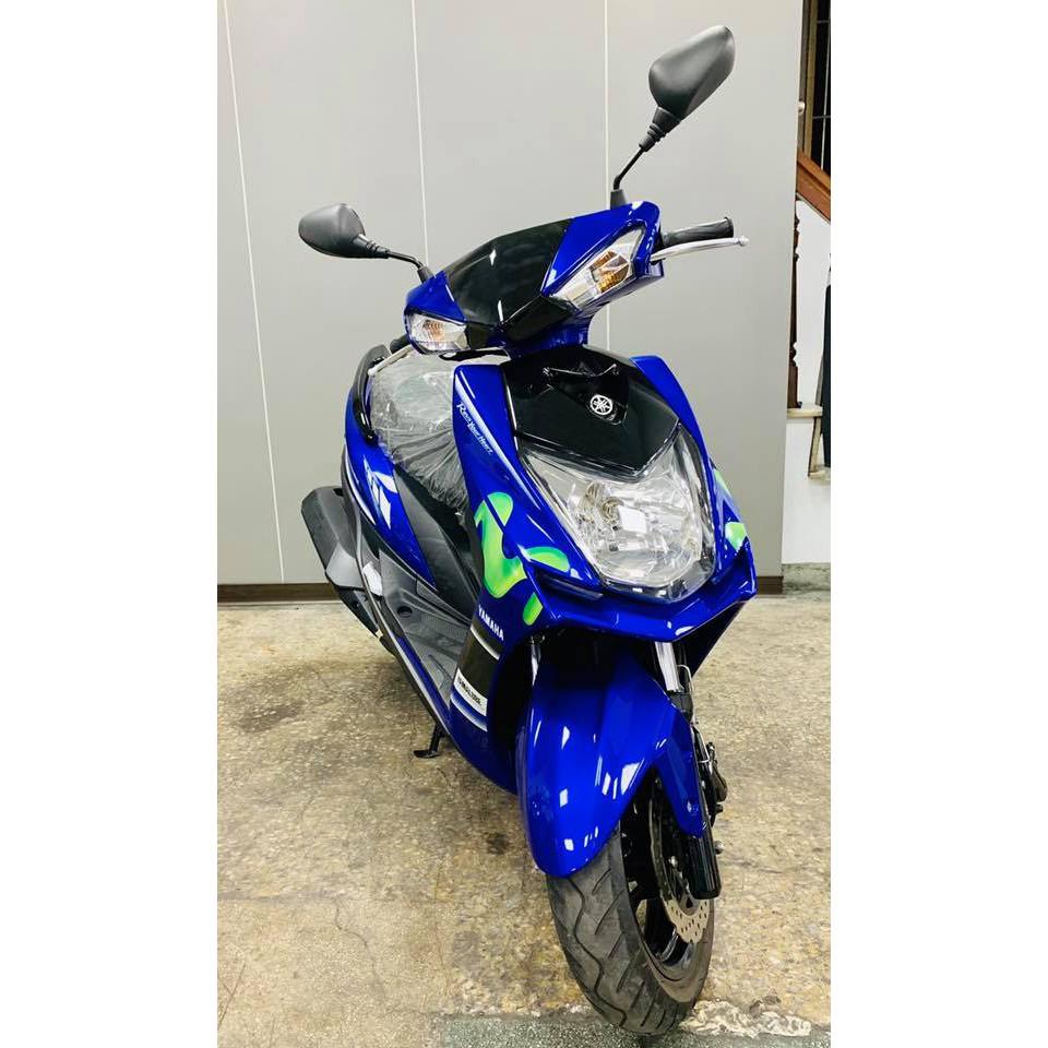 YAMAHA 山葉機車 新勁戰四代 CygnusX 125 2016 MotoGP 特仕版