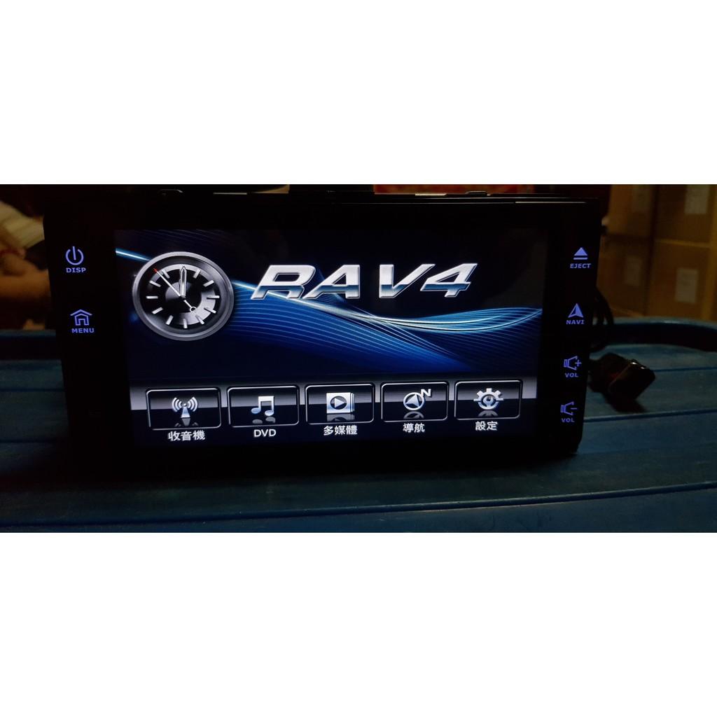 豐田 2015年 RAV4  原廠 車美仕 影音主機 7吋  導航  WISH  ALTIS VIOS yaris
