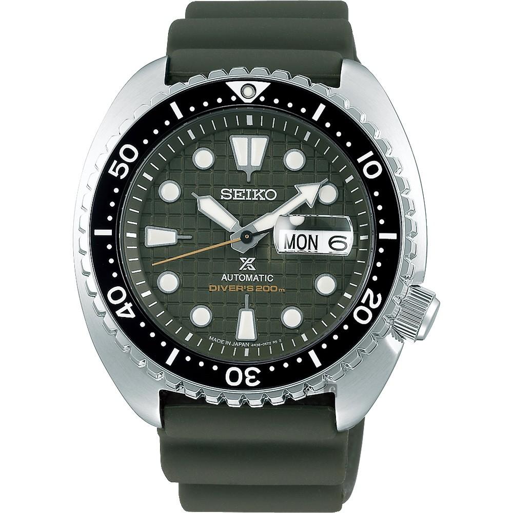 SEIKO 精工 Prospex SCUBA 200米潛水機械錶 4R36-06Z0G(SRPE05J1) 廠商直送