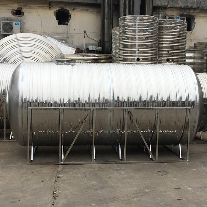 熱賣優選全新現貨□◊✑304不銹鋼水箱水塔儲水罐家用蓄水桶加厚水桶帶蓋儲水桶1噸-10噸