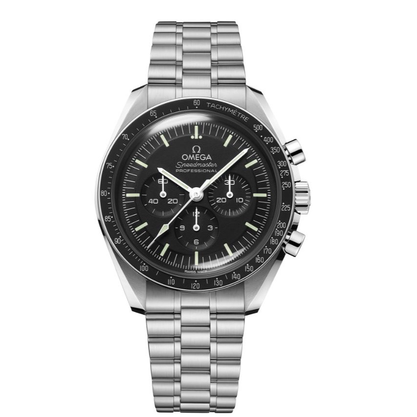 OMEGA 歐米茄 超霸系列 登月錶 不透背款 -- 42mm