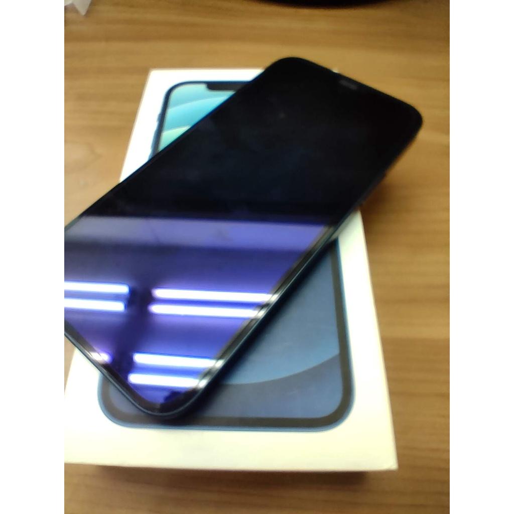 iPhone 12 128G 藍 保固中 台中可面交 限自取不寄送