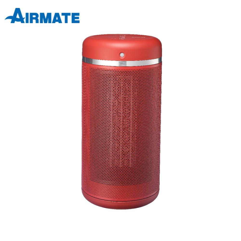 AIRMATE艾美特人體感知美型陶瓷電暖器 HP12101M-R 紅色 廠商直送