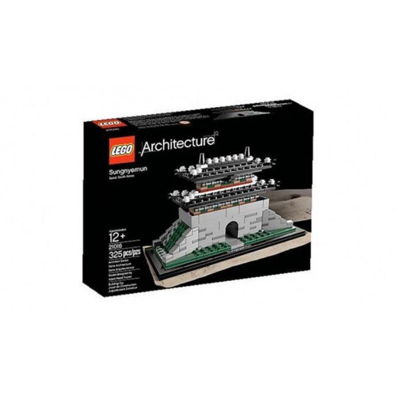 [台中可自取] 樂高LEGO 21016  Sungnyemun 崇禮門 南大門(全新)絕版品