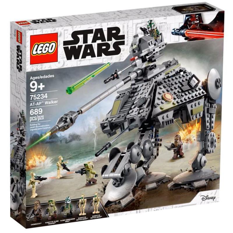 LEGO 樂高 75234 星際大戰系列 AT-AP Walker 全新未拆