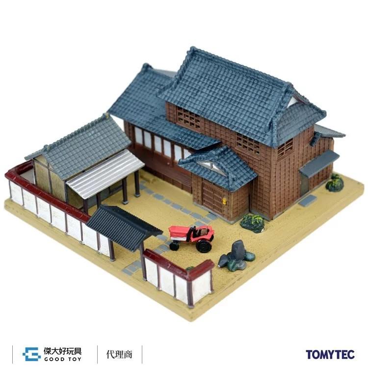 TOMYTEC 285922建物 003-4 農家C4