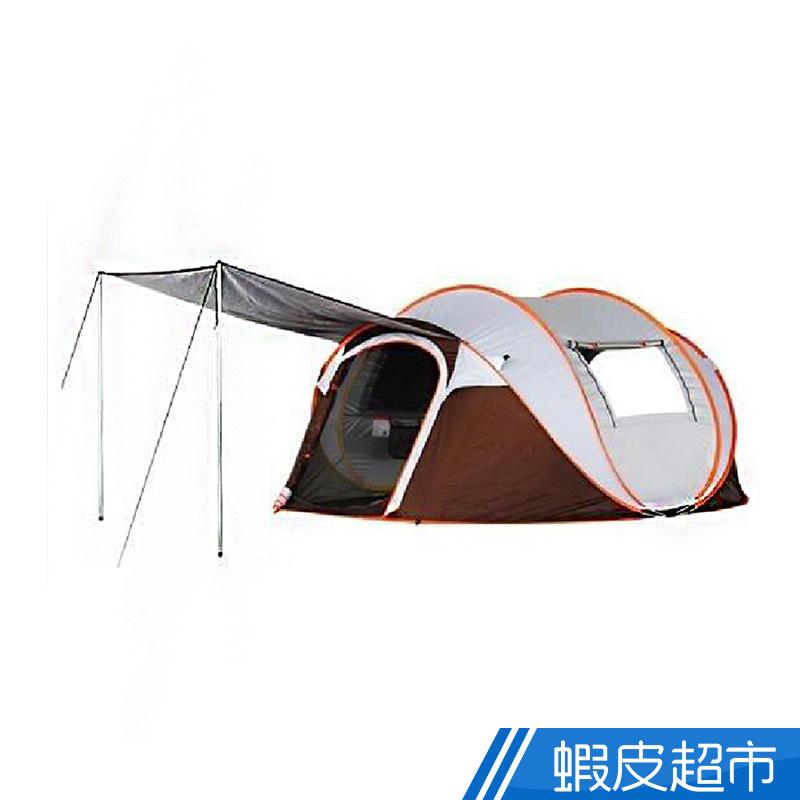 XINCHANG 前廳升級版 戶外4~6人全自動秒開帳篷 廠商直送