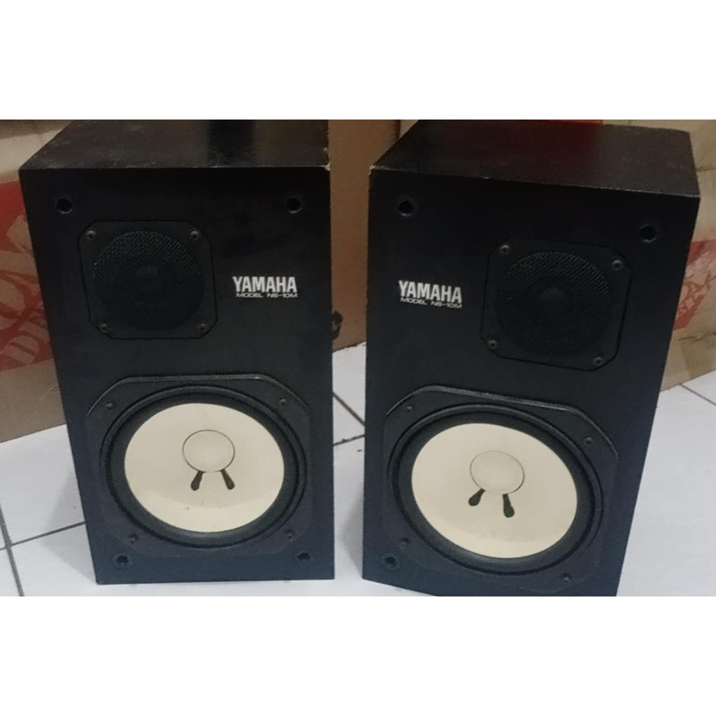 Yamaha Speaker NS-10M 日本山葉鑑聽喇叭